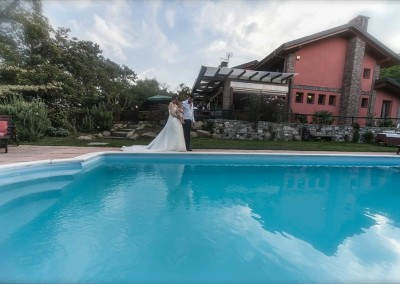 Agri-matrimonio piscina